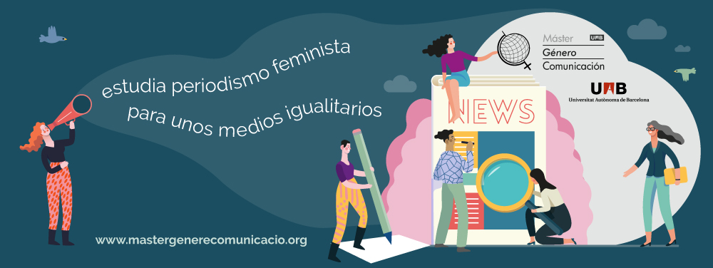 Estudia periodismo feminista para unos medios igualitarios